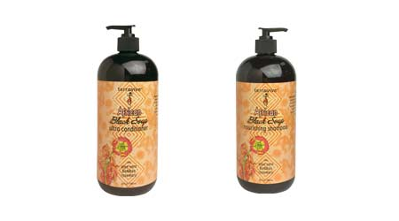 Terravive Personal Care Products Bottle Image